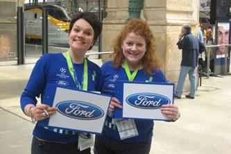 ford sponsorship