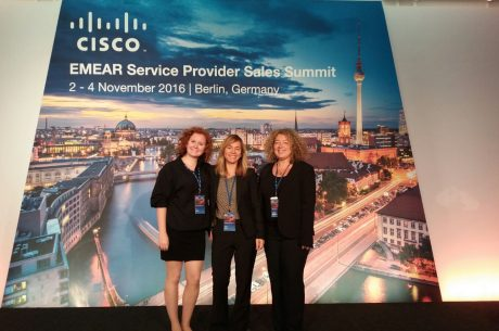 Cisco Sales Summit