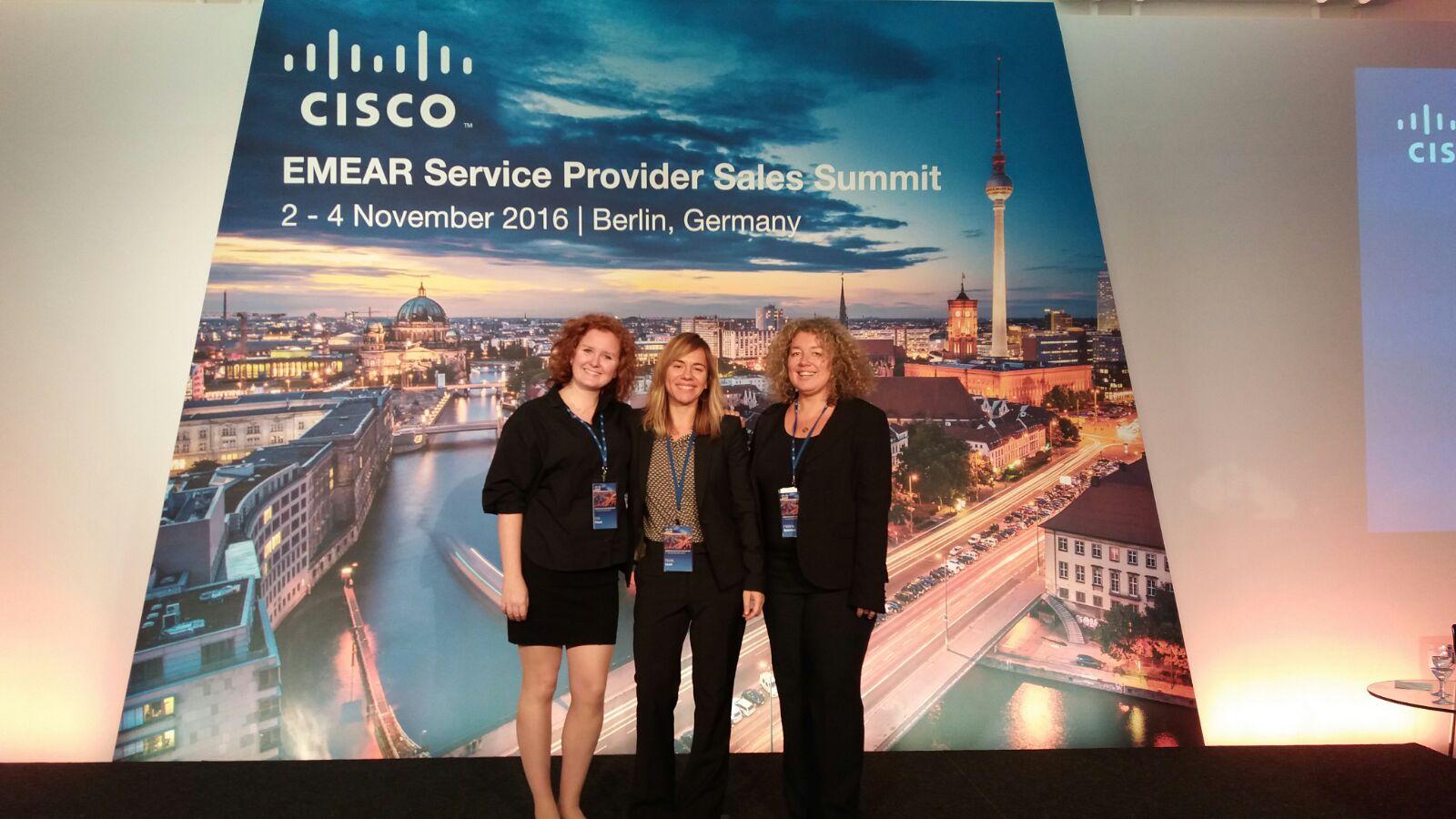 Cisco Sales Summit