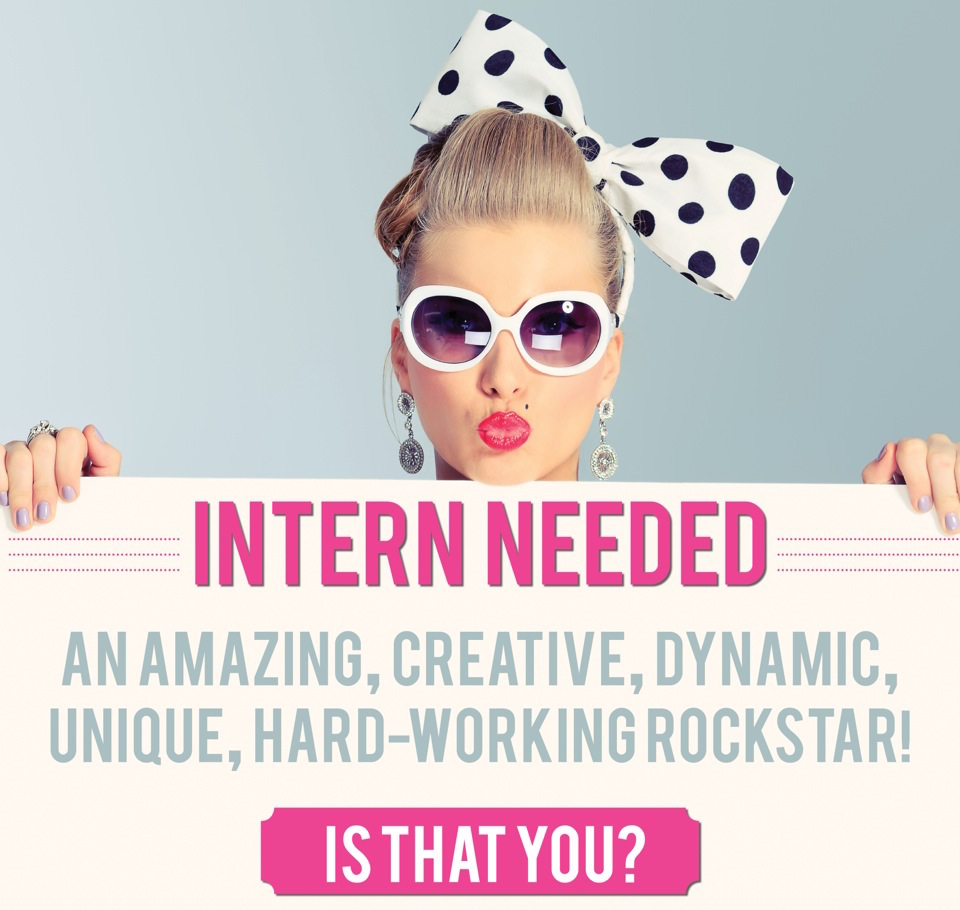 event planning internship