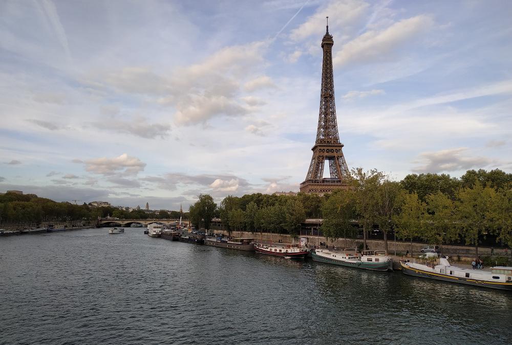 Bohemian incentive trip to Paris